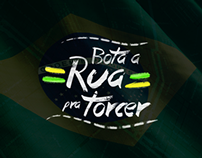 Banco do Brasil | World Cup | Street View Fans