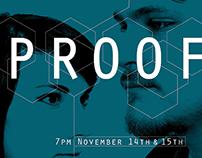 Proof Poster - Whitmer Drama