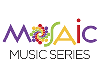 Mosaic Music Series Logo