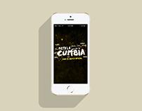 Metele Cumbia - Interfaz lúdica