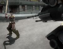 The Warrior - Entering Battle