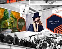 Wave City Center - Metro Station Branding