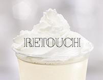 Retouch Works  //  desserts