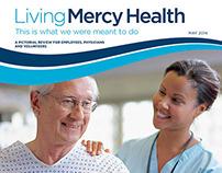 Mercy Health publication identity