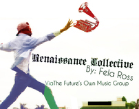 Renaissance Collective Mixtape Art
