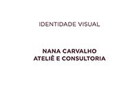 Identidade Visual Nana Carvalho