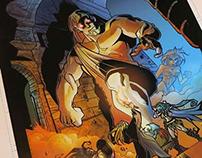 Comics Forgotten Realms per Wizards