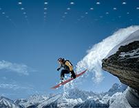 Ski Dubai. Print.