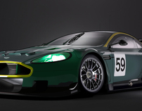 Aston Martin DBR9 Vexel