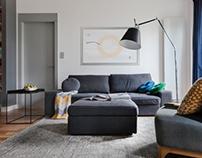 Mieszkanie w Wilanowie/ Apartment in Wilanow, Warsaw