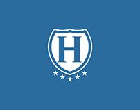 Rebranding de la Selección de Fútbol de Honduras