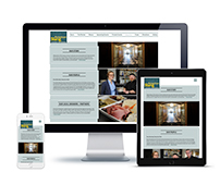Website Design - Restaurant Website