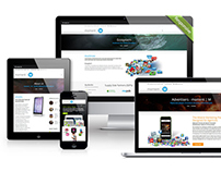 Responsive Website - moment | M