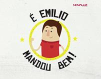 NovaLuz_Emilio sempre mandou bem!