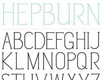Hepburn Typeface