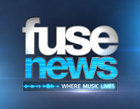 Fuse News Re-Design