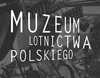 Polish Aviation Museum - branding & identity & web