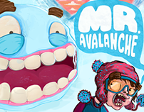 Mr. Avalanche | Mobile Game
