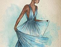 Oscar Dresses 2014