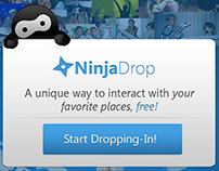 NinjaDrop Android/iPhone App