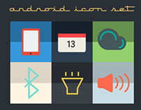 android icon set V2