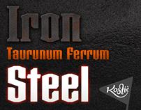 Taurunum Ferrum Type Family