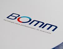 Bomm - Identidad corporativa