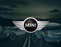 Automotive design / MINI MINT / Restyle concept