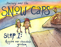 Journey Over the Snow Caps - They Draw and Cook
