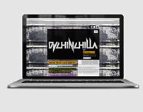 DJ Chinchilla Website