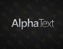 AlphaText App Android/iPhone