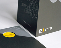 Entel Corp Invitation Card