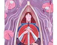 Illustrations from tolkien