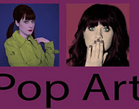 Pop Art folder