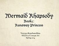 Concept Art_Mermaid Rhapsody Book:1_Part1