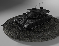 Hipoly Tank