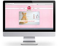 Origami-a-go-go - Website design + production