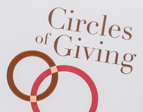 Circles of Giving Membership Stationery
