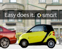 Smart Car Commercial