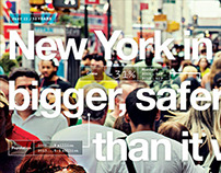 New York Magazine: Bloomberg Infographic
