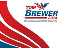 Tom Brewer 2014 : Press Kit