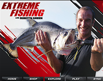 Extreme Fishing App