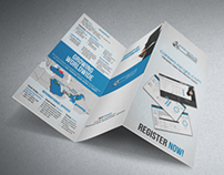 TriFold Brochure for HR, Interactive Group