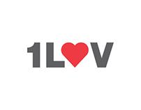 1 LUV Logos