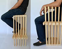 Reciprocity Chair