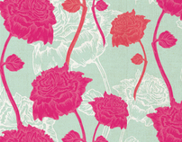 Crabtree & Evelyn Modern Florals