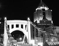 Steel City Skyline (Pittsburgh, PA)