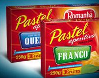 Pastel Aperitivo Romanha