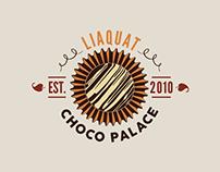 Liaquat Choco Palace - Logo Designs