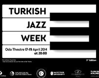Turkish Jazz Week 3